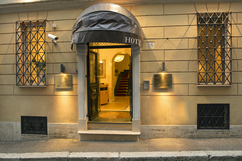 Hotel Gregoriana Roma - Reopening Deal -25%