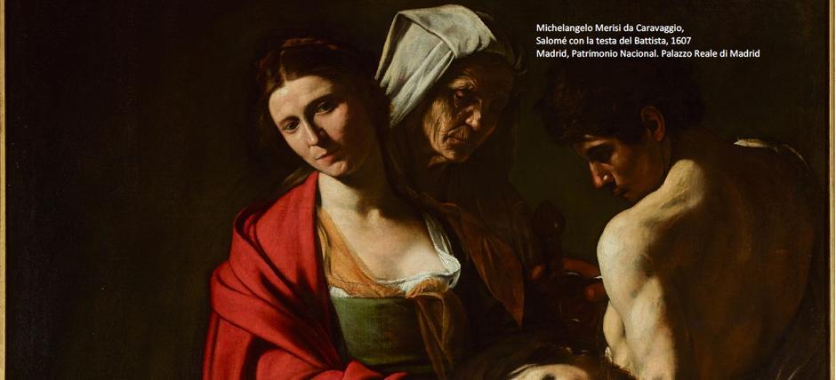 Da Caravaggio Bernini