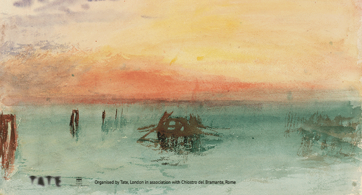 Turner - Opere dalla Tate - Roma
