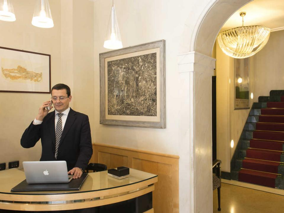Hotel Gregoriana Tre Stelle Roma Centro