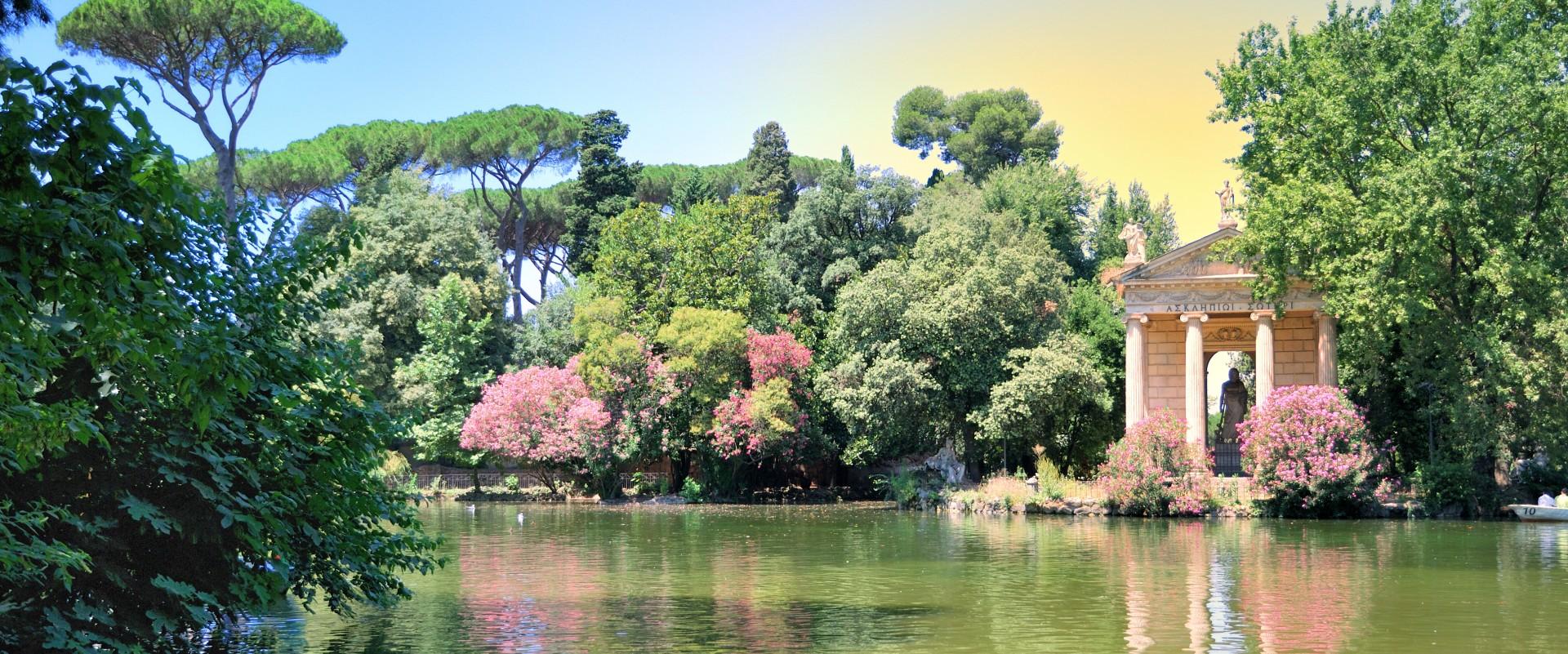 Villa Borghese Recensioni