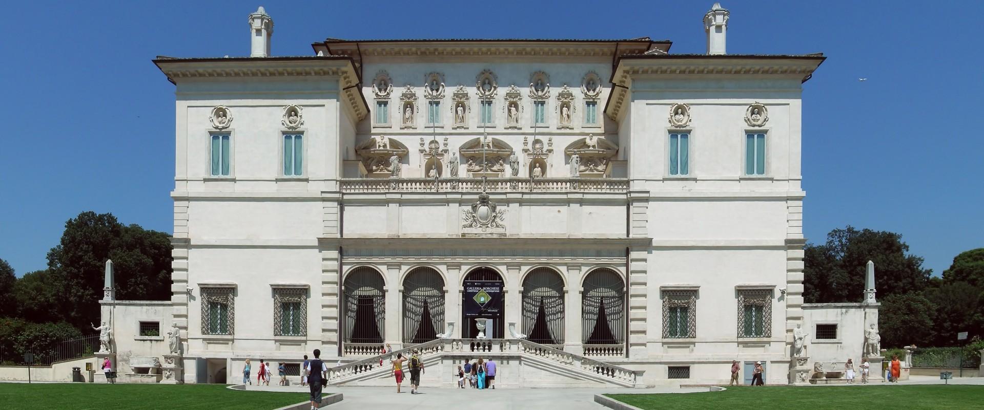 Resultado de imagen de Villa Borghese